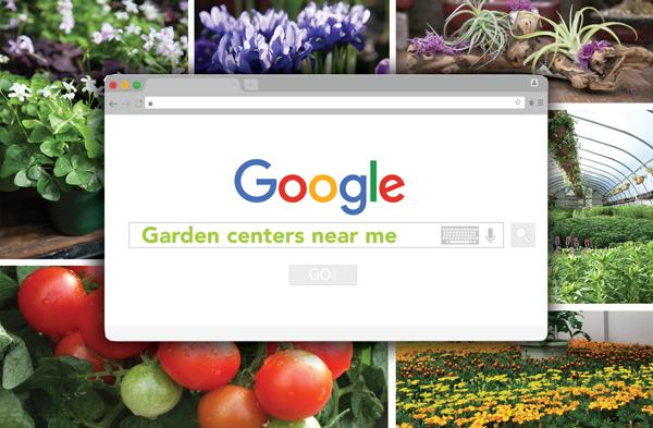 Google Garden Center SEO Search Engine Optimization DIG Marketing
